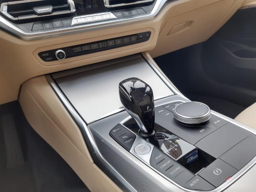 BMW 320I 2.0 16V 4P GP TURBO ACTIVE FLEX AUTOMÁTICO, Foto 16