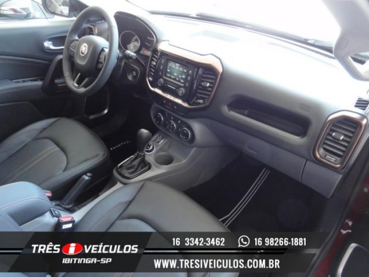 FIAT Toro 2.0 16V 4P 4WD VOLCANO TURBO AUTOMÁTICO, Foto 9