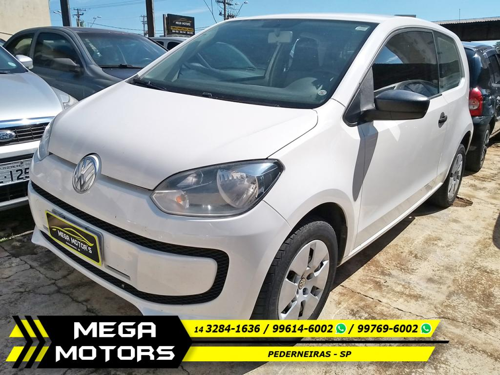 VOLKSWAGEN UP 1.0 12V 4P TAKE FLEX, Foto 1