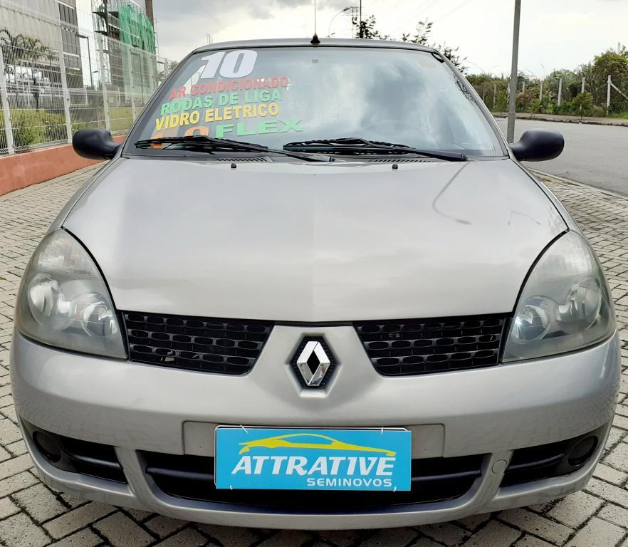 RENAULT Clio Hatch 1.0 16V HI FLEX CAMPUS, Foto 4