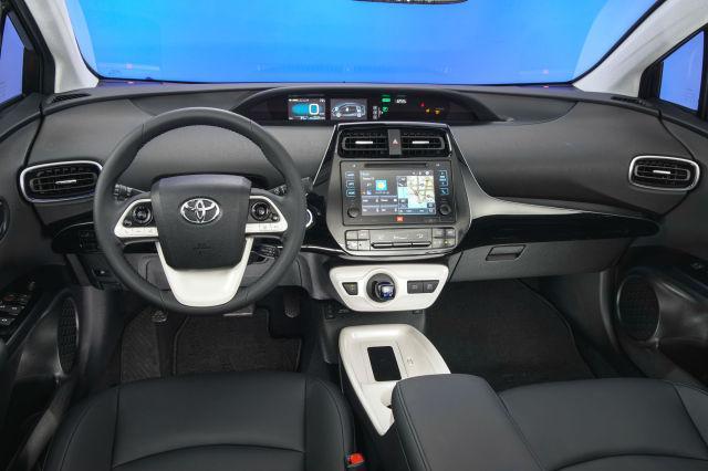 TOYOTA Prius 1.8 16V 4P HÍBRIDO AUTOMÁTICO, Foto 3