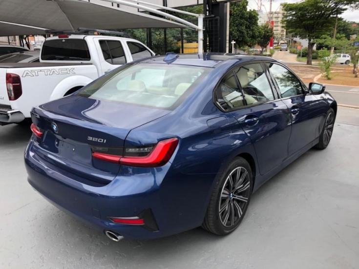 BMW 320I 2.0 16V 4P GP TURBO ACTIVE FLEX AUTOMÁTICO, Foto 5