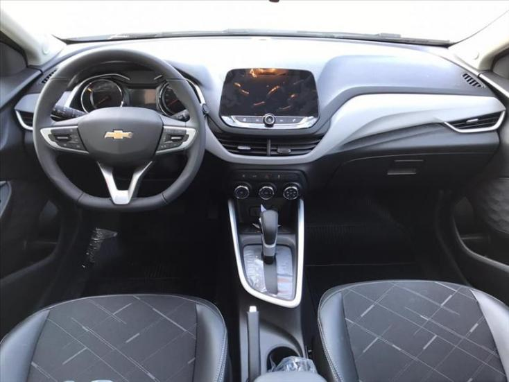 CHEVROLET Onix Sedan 1.0 4P FLEX LTZ PLUS TURBO, Foto 8