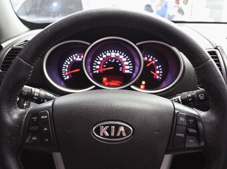 KIA Sorento 3.5 V6 4P EX2 7 LUGARES AUTOMÁTICO, Foto 11