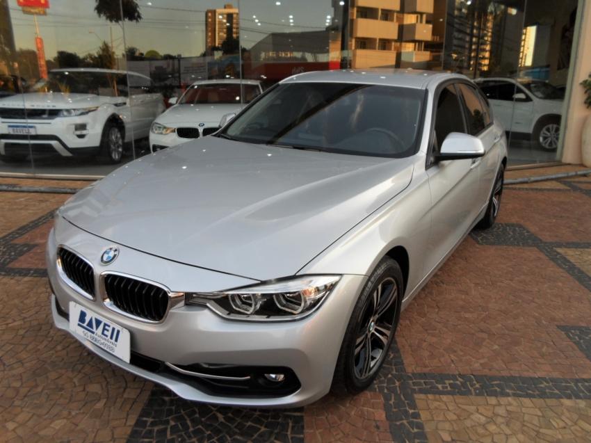BMW 320I 2.0 16V 4P SPORT TURBO ACTIVE FLEX AUTOMÁTICO, Foto 1