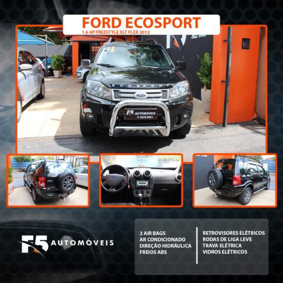 FORD Ecosport 1.6 4P FREESTYLE XLT FLEX, Foto 1
