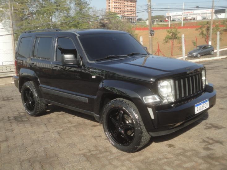 JEEP Cherokee 3.7 V6 12V 4P 4X4 SPORT  AUTOMÁTICO, Foto 2