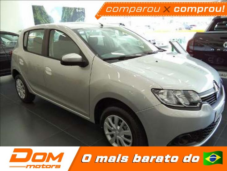 RENAULT Sandero 1.0 16V 4P FLEX AUTHENTIQUE, Foto 1