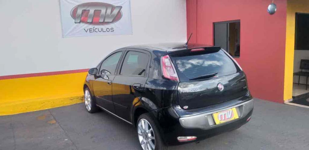 FIAT Punto 1.6 16V 4P ESSENCE FLEX, Foto 4