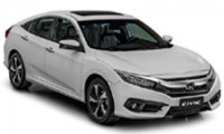 HONDA Civic 2.0 16V 4P EX FLEX  AUTOMÁTICO CVT, Foto 2