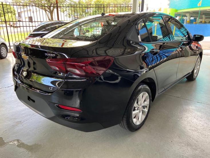CHEVROLET Onix Sedan 1.0 4P FLEX LT PLUS TURBO AUTOMÁTICO, Foto 3