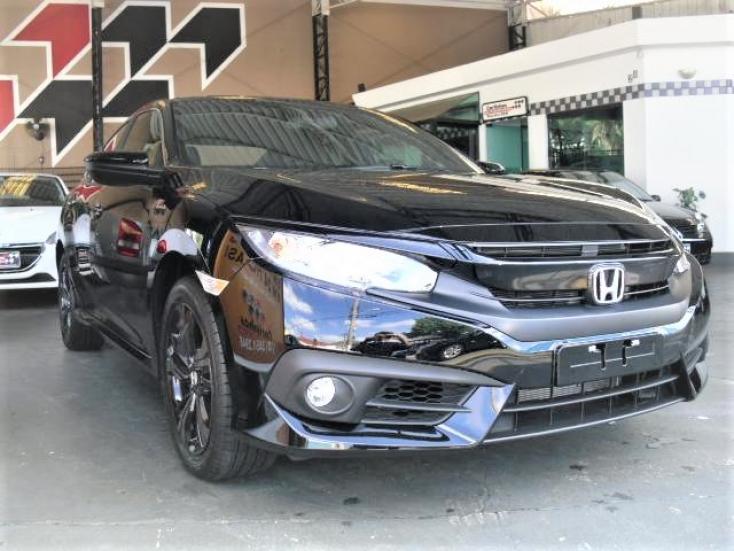 HONDA Civic 2.0 16V 4P SPORT FLEX, Foto 2