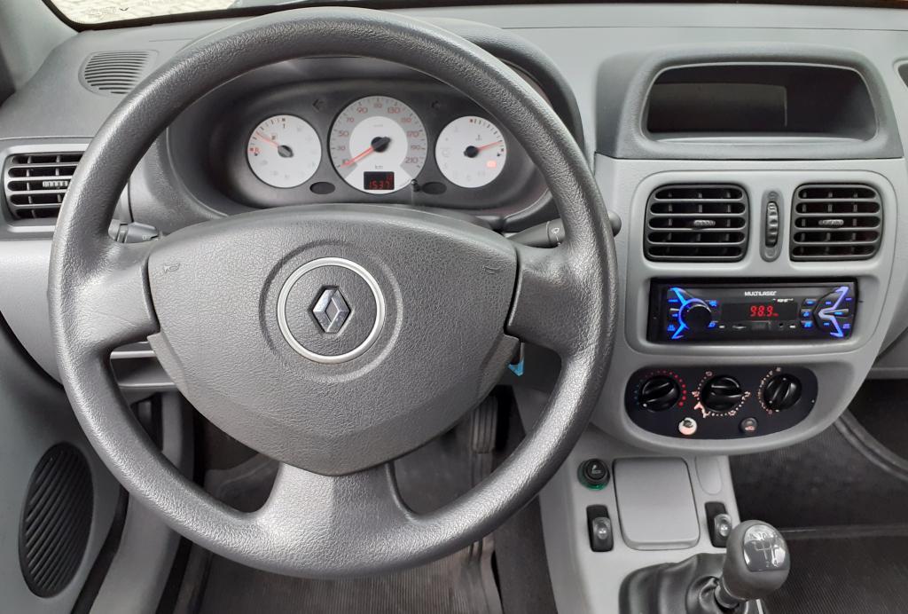 RENAULT Clio Hatch 1.0 16V HI FLEX CAMPUS, Foto 11