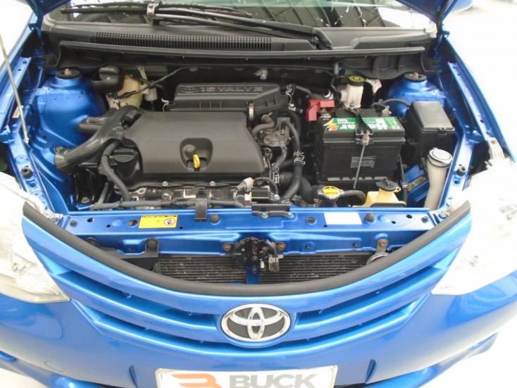 TOYOTA Etios Hatch 1.3 16V 4P FLEX XS, Foto 20