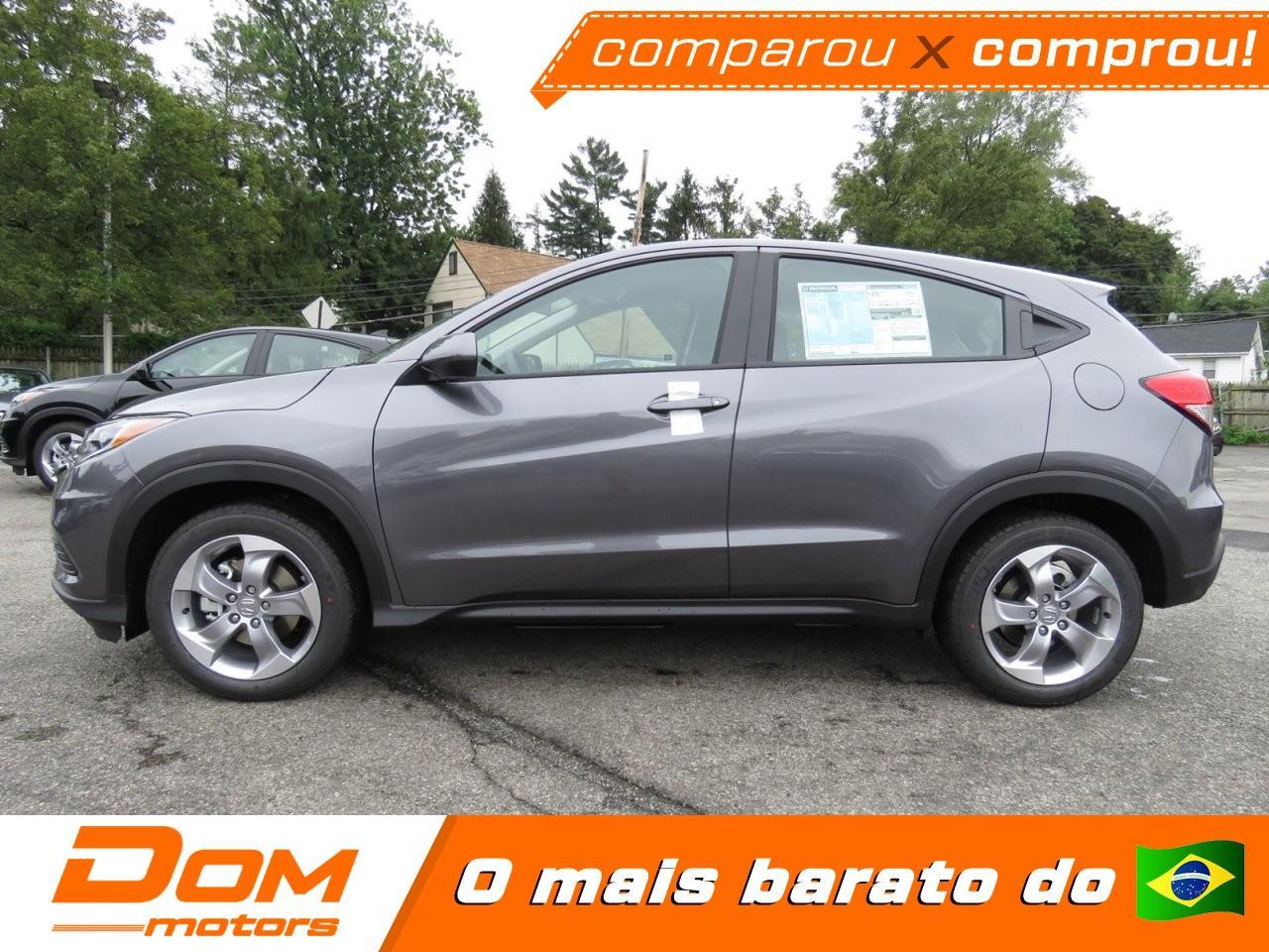 HONDA HR-V 1.8 16V 4P LX FLEX AUTOMÁTICO CVT, Foto 2