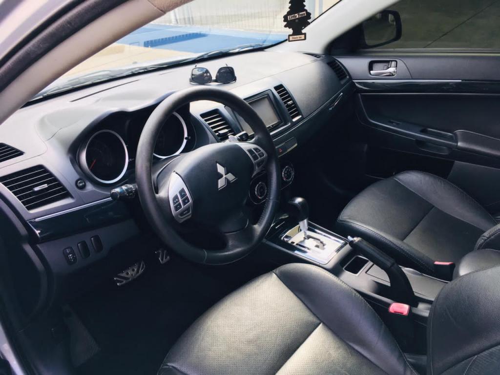 MITSUBISHI Lancer 2.0 16V 4P GT AWD AUTOMÁTICO, Foto 7