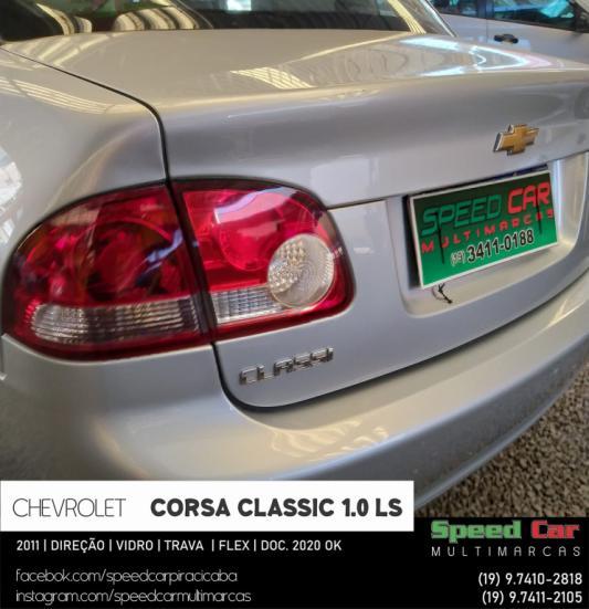 CHEVROLET Corsa Sedan 1.0 4P VHCE LS FLEX, Foto 5