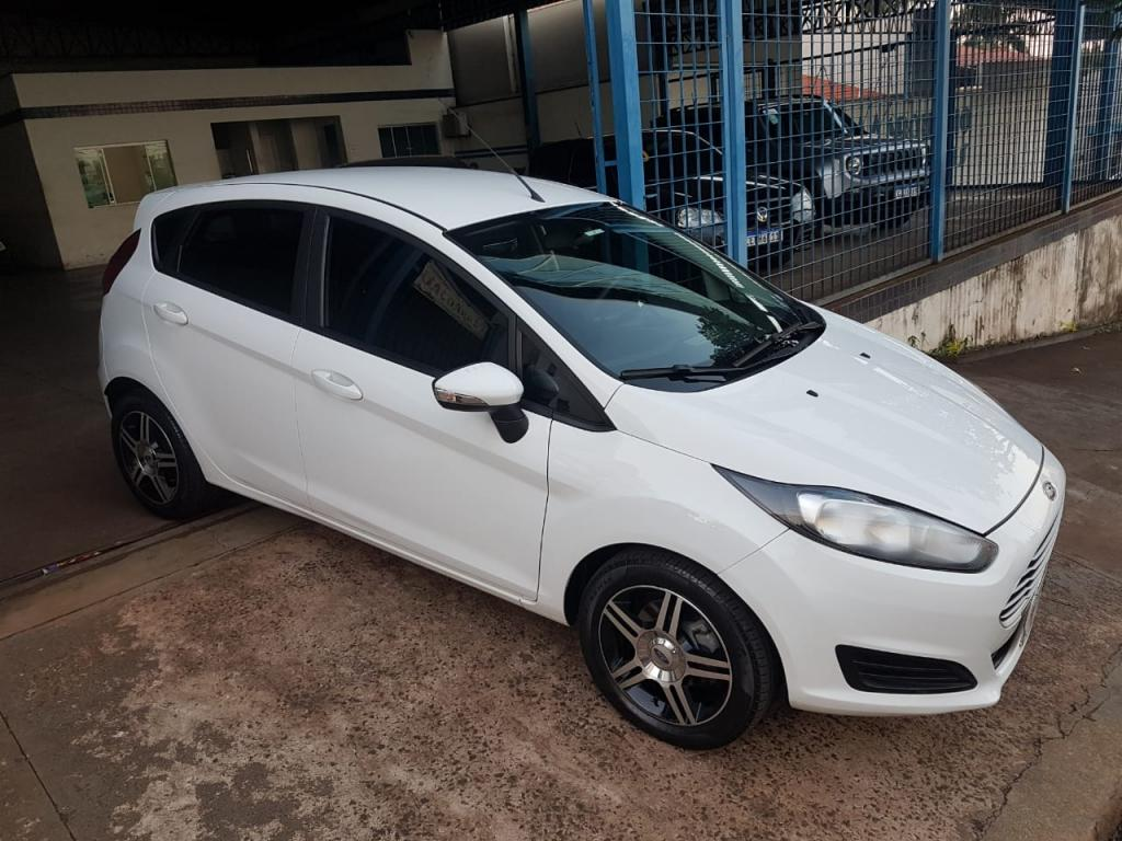 FORD Fiesta Hatch 1.6 16V 4P SE FLEX, Foto 2