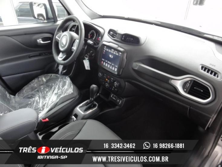 JEEP Renegade 1.8 16V 4P FLEX LONGITUDE AUTOMÁTICO, Foto 9