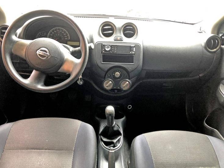 NISSAN Versa Sedan 1.6 16V 4P FLEX S, Foto 4