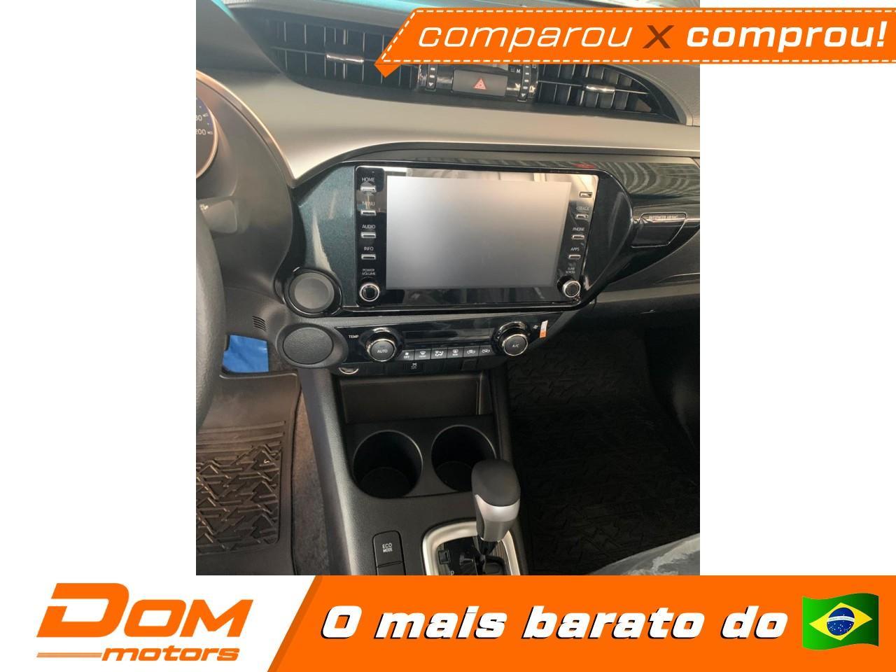 TOYOTA Hilux Caminhonete 2.7 16V 4P SR CABINE DUPLA AUTOMÁTICO, Foto 9