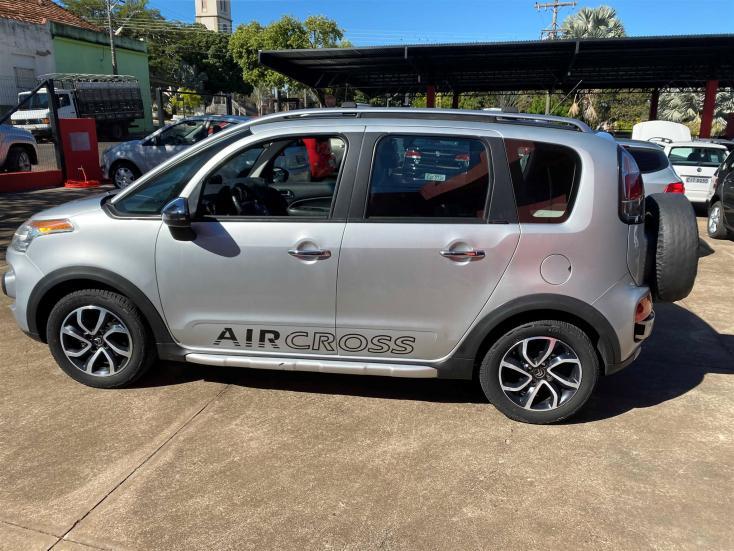 CITROEN Aircross 1.6 16V 4P EXCLUSIVE FLEX, Foto 8