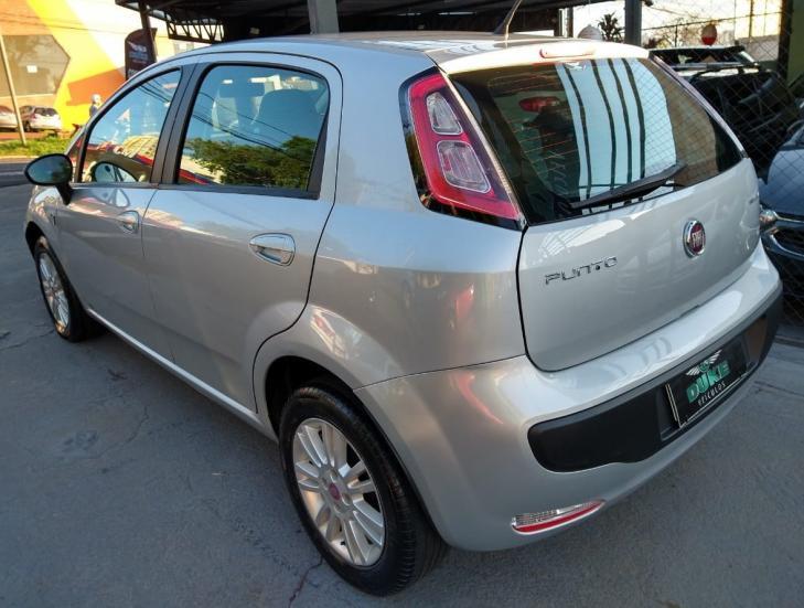 FIAT Punto 1.4 4P FLEX ATTRACTIVE ITALIA, Foto 5
