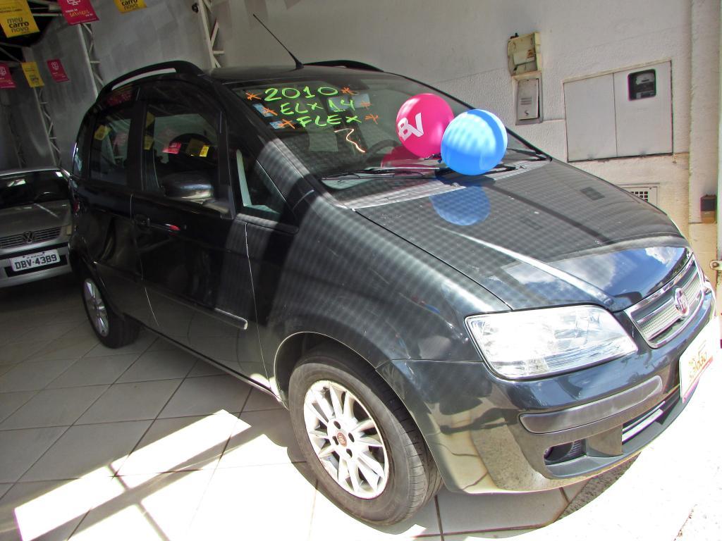 FIAT Idea 1.4 4P ELX FLEX, Foto 3