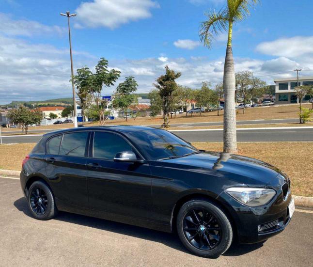 BMW 118 I 1.6 16V 4P URBAN LINE TURBO, Foto 6