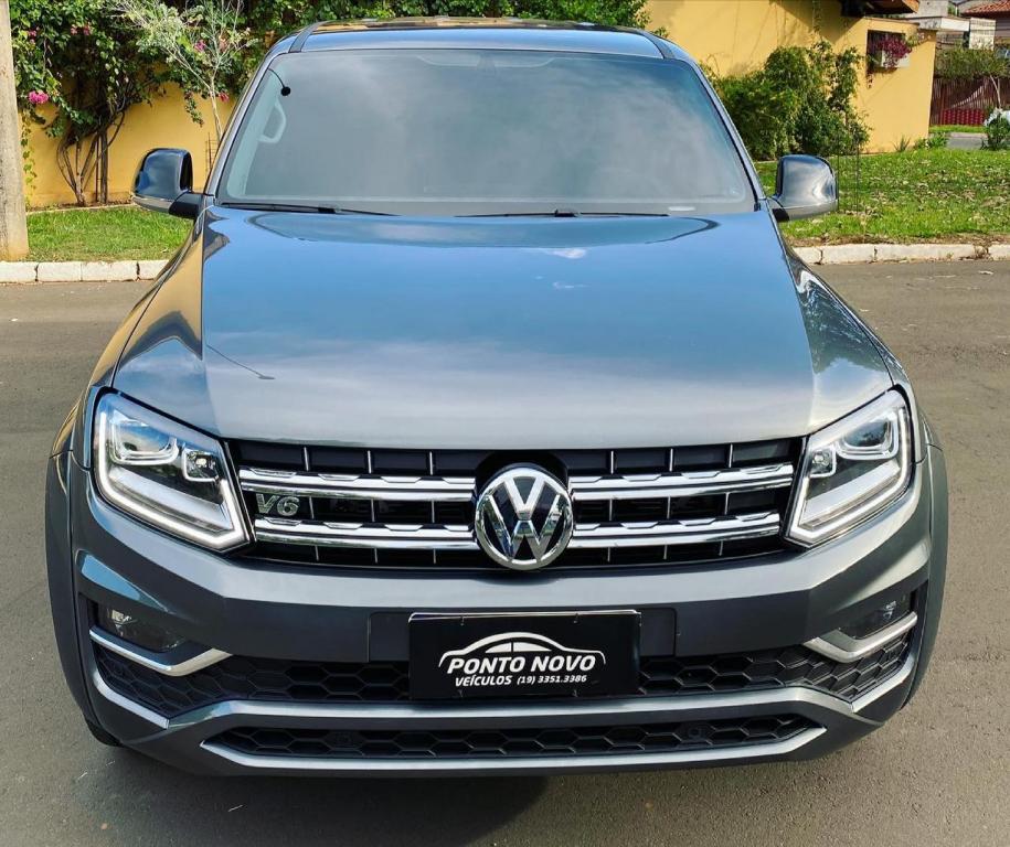 VOLKSWAGEN Amarok 3.0 V6 CABINE DUPLA 4X4 HIGHLINE TURBO INTERCOOLER AUTOMÁTICO, Foto 4