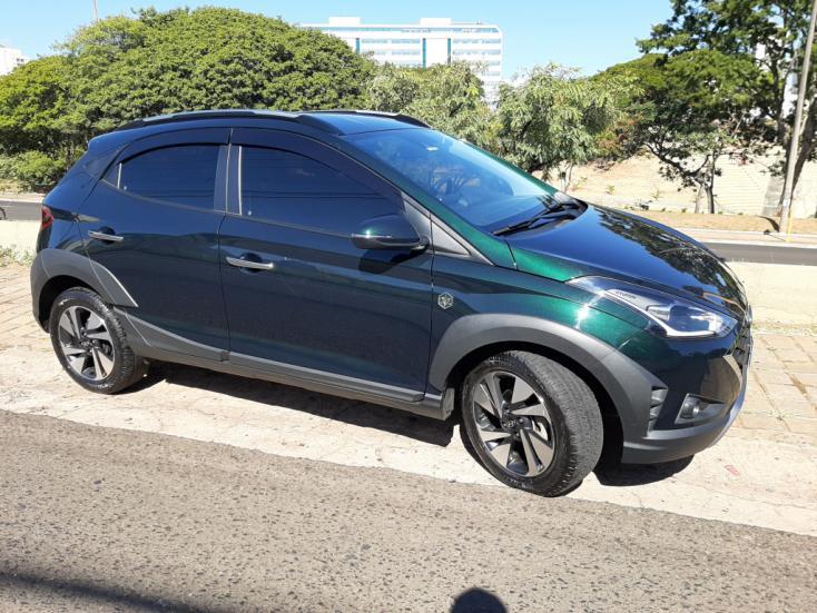 HYUNDAI HB 20 Hatch X 1.6 16V 4P FLEX DIAMOND PLUS AUTOMÁTICO, Foto 7
