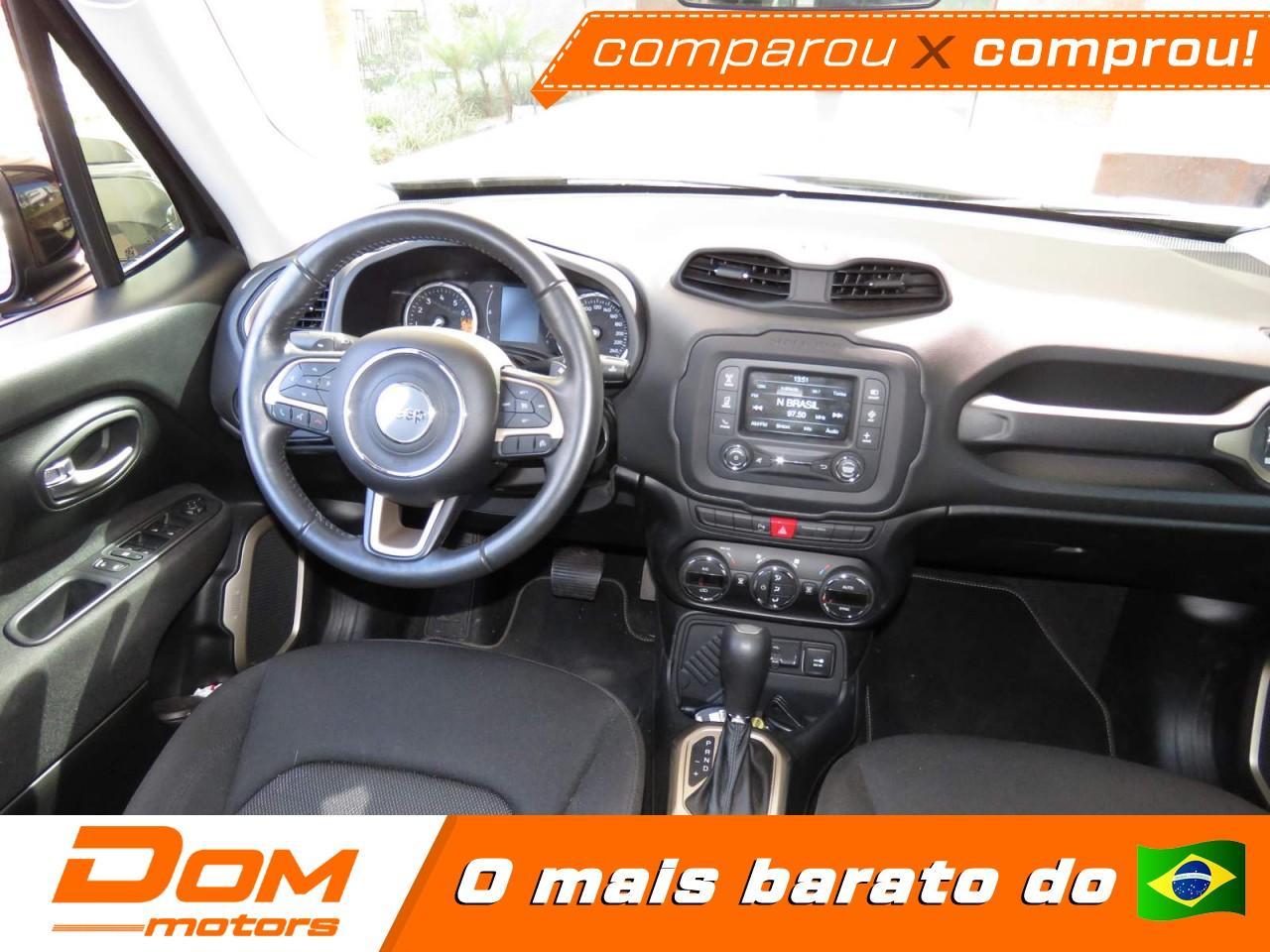 JEEP Renegade 1.8 16V 4P FLEX LONGITUDE AUTOMÁTICO, Foto 3