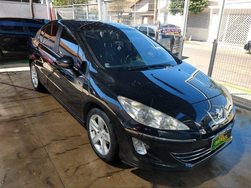 PEUGEOT 408 2.0 16V 4P FLEX FELINE AUTOMÁTICO, Foto 1