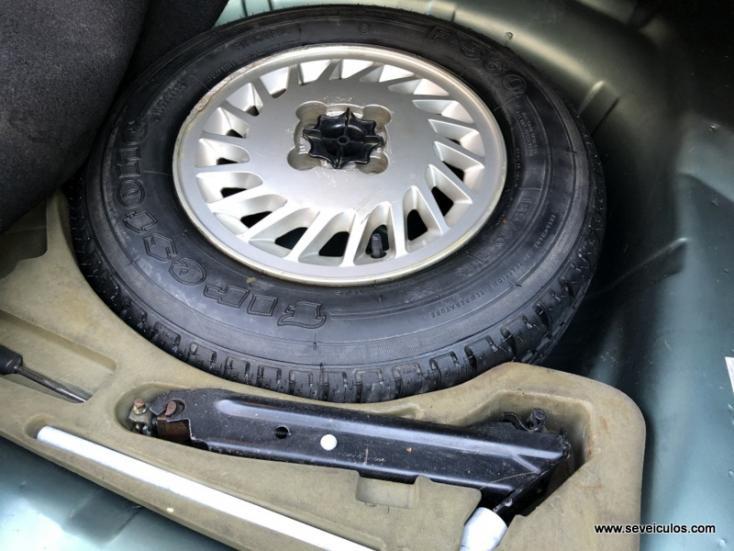CHEVROLET Monza Sedan 2.0 4P EFI SL/E, Foto 10