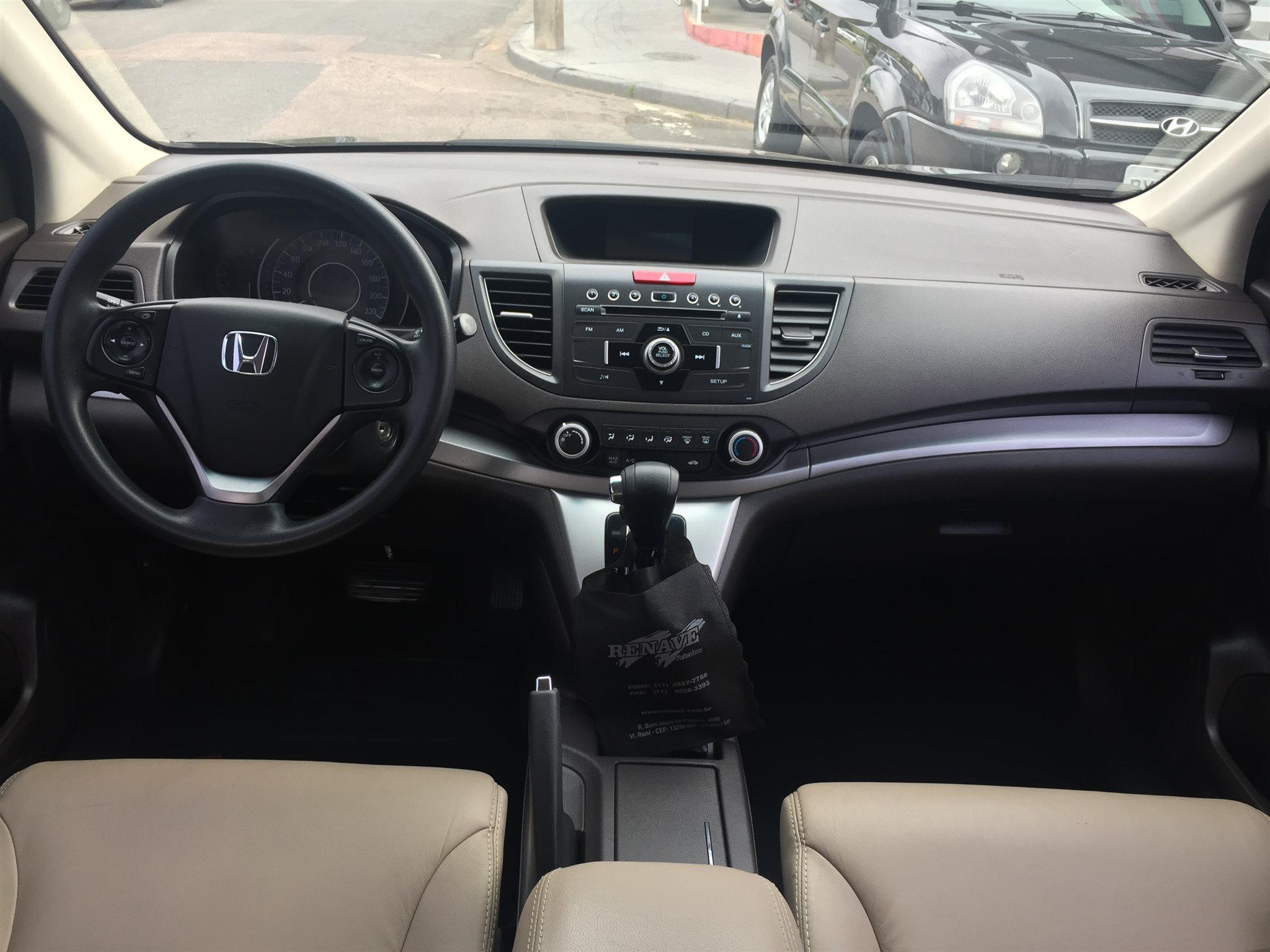 HONDA CRV 2.0 16V 4P LX AUTOMÁTICO, Foto 5
