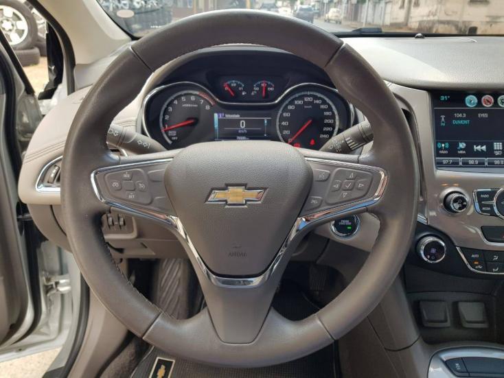 CHEVROLET Cruze Sedan 1.4 16V 4P LTZ FLEX TURBO AUTOMÁTICO, Foto 10