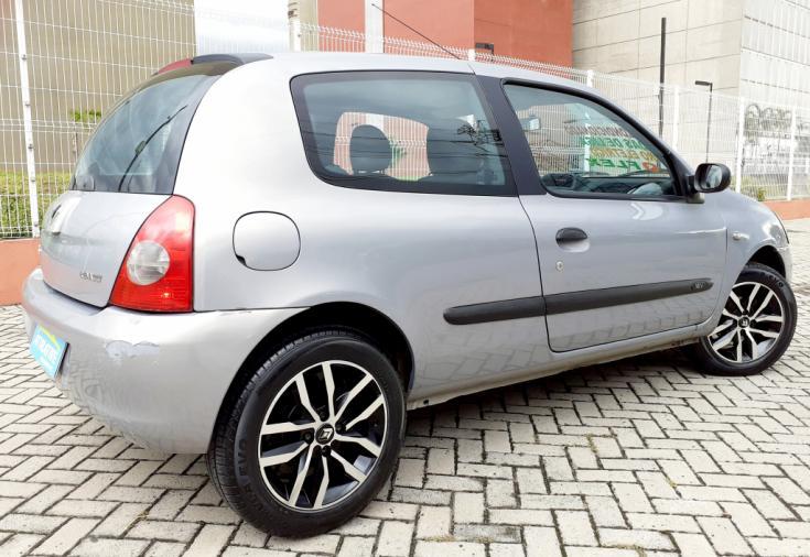 RENAULT Clio Hatch 1.0 16V HI FLEX CAMPUS, Foto 10