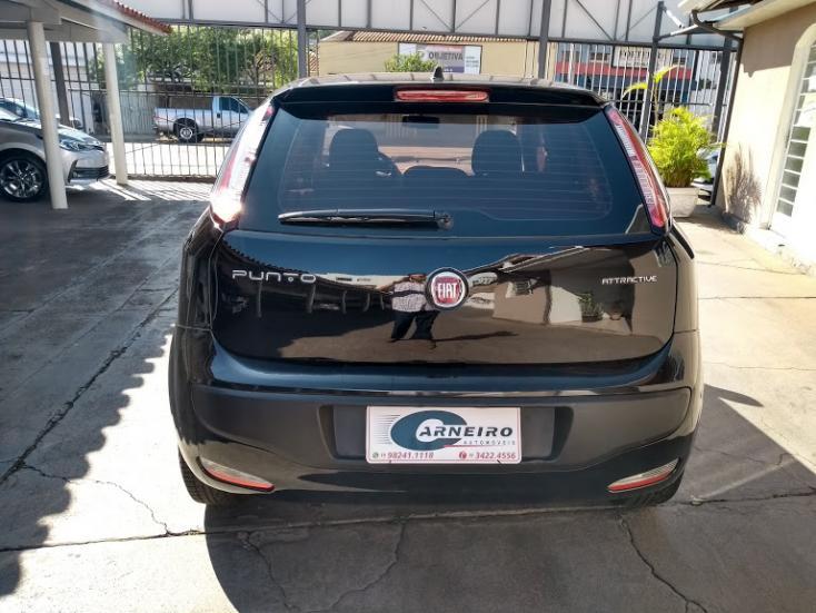 FIAT Punto 1.4 4P ATTRACTIVE FLEX, Foto 6