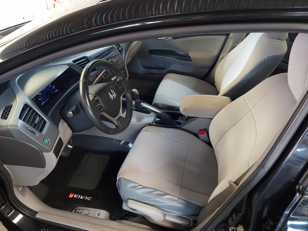 HONDA Civic 1.8 16V 4P FLEX LXS, Foto 8