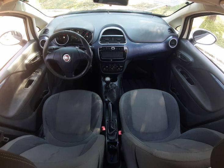 FIAT Punto 1.4 4P ATTRACTIVE FLEX, Foto 5