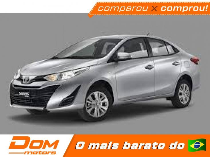 TOYOTA Yaris Sedan 1.5 16V 4P FLEX XS MULTIDRIVE AUTOMÁTICO CVT, Foto 1