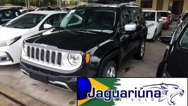 JEEP Renegade 1.8 16V 4P LIMITED FLEX AUTOMÁTICO