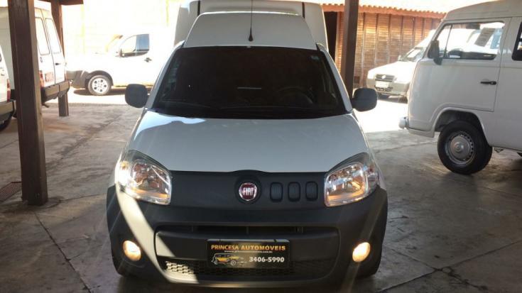 FIAT Fiorino 1.4 FLEX FURGÃO, Foto 2