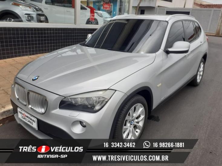 BMW X1 2.0 16V 4P S DRIVE 18I AUTOMÁTICO, Foto 9