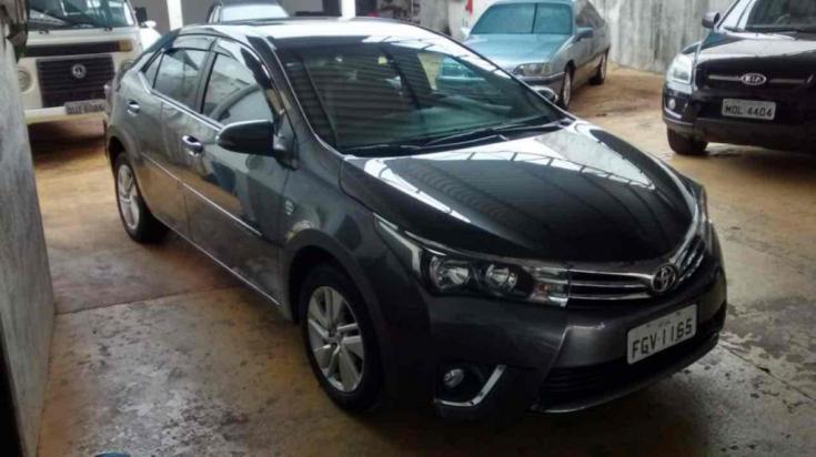 TOYOTA Corolla 1.8 16V 4P GLI FLEX AUTOMÁTICO, Foto 6