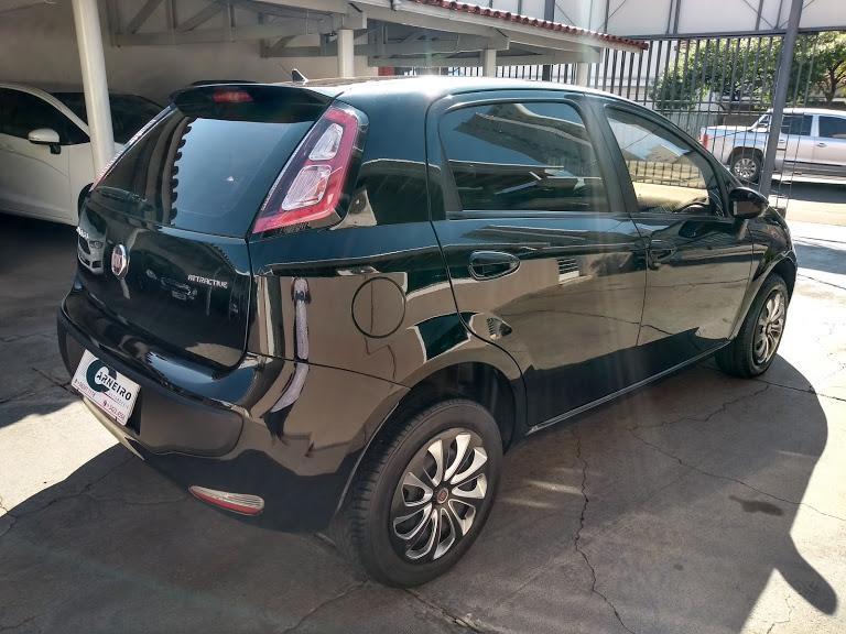 FIAT Punto 1.4 4P ATTRACTIVE FLEX, Foto 4