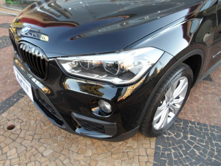 BMW X1 2.0 16V 4P SDRIVE 20I ACTIVEFLEX TURBO AUTOMÁTICO, Foto 8
