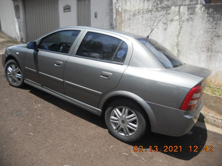 CHEVROLET Astra Sedan 2.0 4P CD, Foto 3