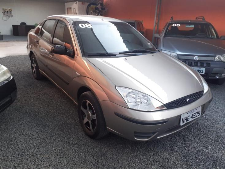 FORD Focus Sedan 1.6 S 16V 4P FLEX, Foto 2