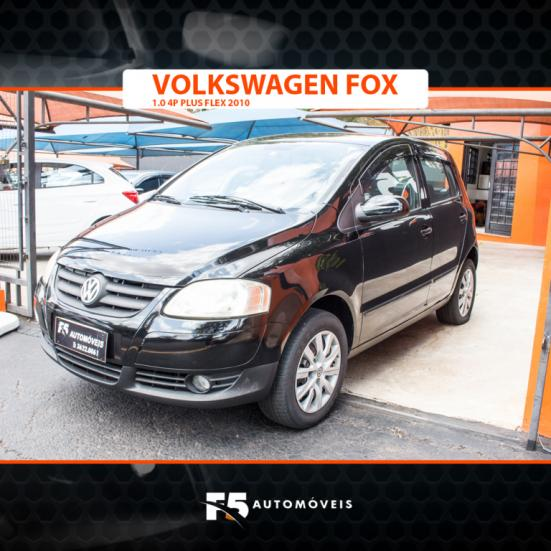 VOLKSWAGEN Fox 1.0 4P PLUS FLEX, Foto 7